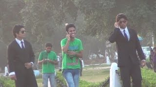 Bodyguard Part 2 - A Funny Video (Prank) - Pran...