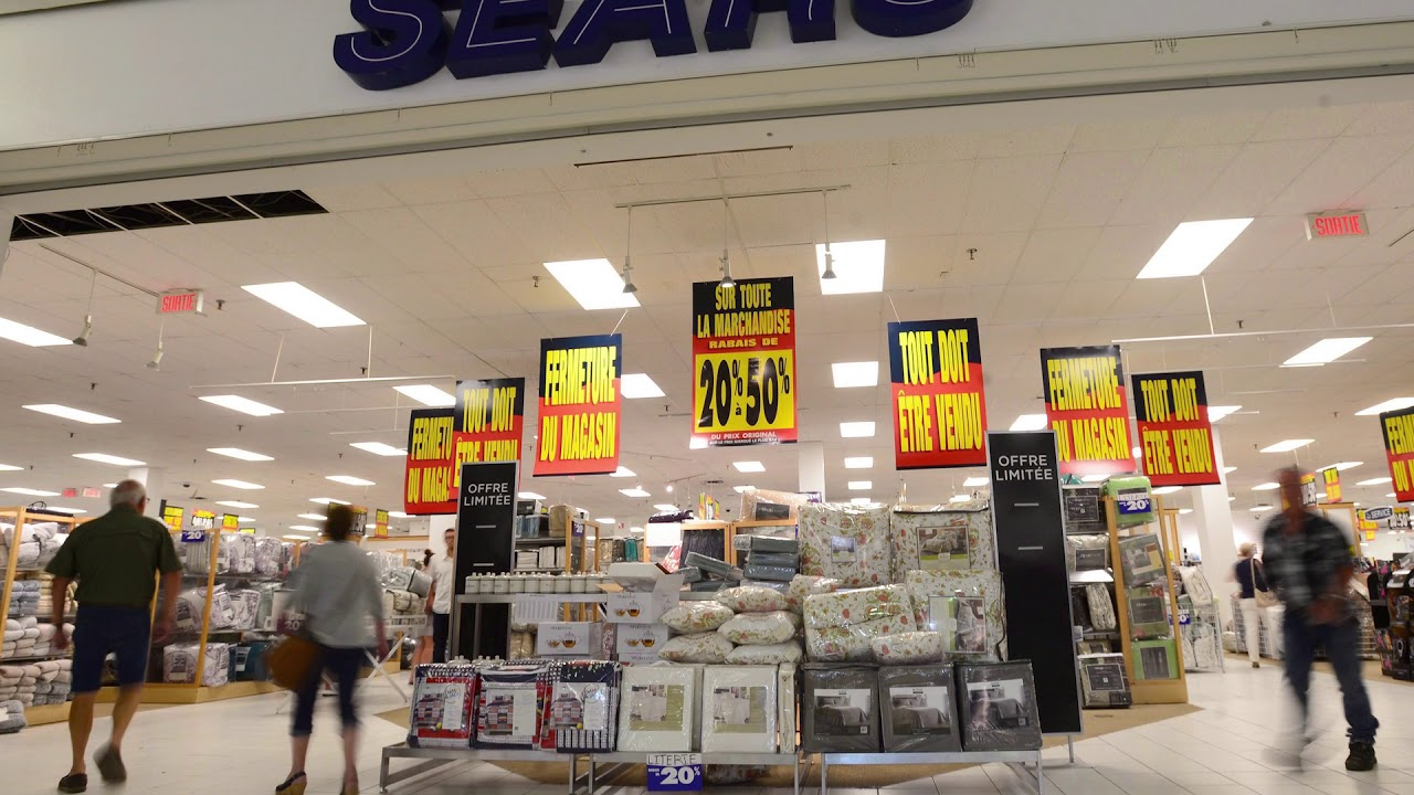 Store A Rabais Sears To Close Stores In Metro Vancouver