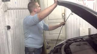 вскрытие капота на форд мондео(, 2015-05-05T09:52:12.000Z)