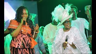 Baba Sala's daughter challenged Bola Are to sing gospel songs at her father mega tribute concert