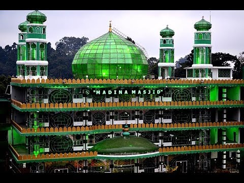 Shillong | Laban Glass Mosque | India's First Glass Mosque | Madina Masjid | Eid-ul-Fitar | India