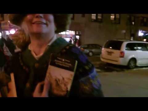 SCROUNGING ON BROADWAY, MANHATTAN NYC