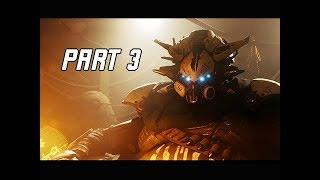 DESTINY 2 FORSAKEN Walkthrough Part 3 - Spider (Let's Play Commentary)