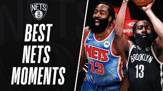 James Harden's BEST MOMENTS From His Time With The Brooklyn Nets So Far!