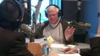 GOP Senate Debate on the Howie Carr Show - Part 1