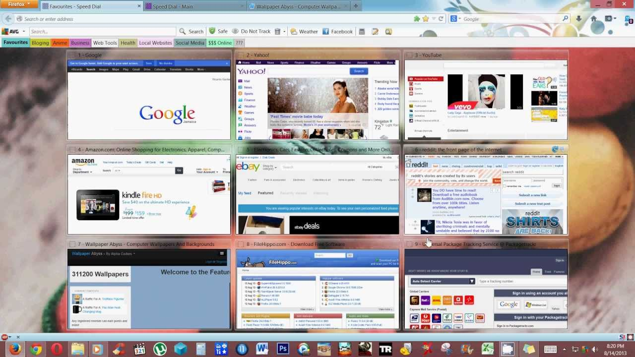 Maximize Your Firefox Home Page by 100% With the Best Speed Dial on the  planet
