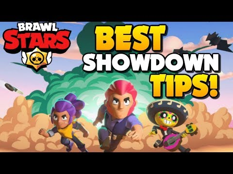 BEST Tips for Showdown | Brawl Stars