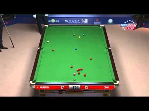 Shaun Murphy - Ding Junhui (Full Match) Snooker Shanghai Masters 2013 - Round 2