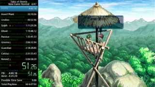Tales of Eternia (PS1): New Game (Normal) Speed Run in 4:48:45