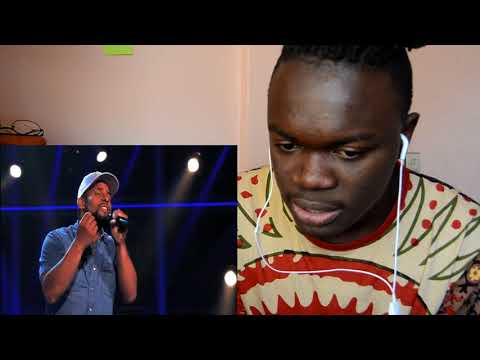 Mitchell Brunings - Redemption Song by Bob Marley. The Voice Of Holland Season 4 REACTION