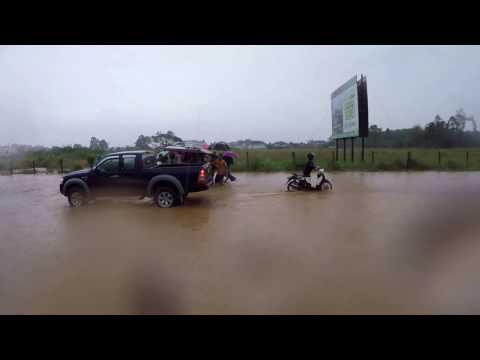 Krabi Floods 1-8-2017 - Thailand Living