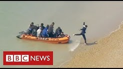 Record, number, migrants, cross, English, Channel, single, News, BBC news, bbc latest news, current affairs, bbc update, bbc reports, bbc updated news, america latest news, washington news, president news, global news, Record number of migrants cross English Channel on a single day - BBC
