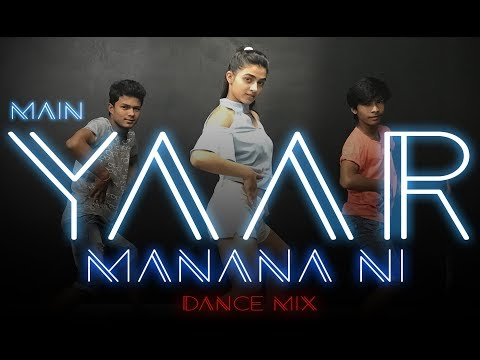 Main Yaar Manana Ni (Dance Mix) | Vaani Kapoor | Choreography Sumit Parihar ( Badshsh )