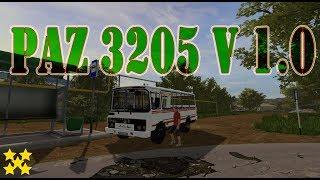 "[""PAZ 3205 V1.0"", ""Mod Vorstellung Farming Simulator Ls17:PAZ 3205""]"