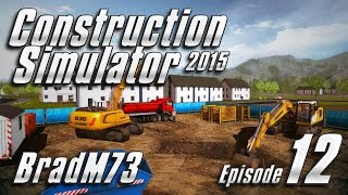 Construction Simulator 2015 - Episode 12 - Pumping Concrete!