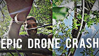 Our Drone fell down a Mountain | Uncovering the Mystery of History