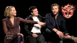 HUNGER GAMES CASTMATES ON THE HANGING TREE JENNIFER LAWRENCE THE SINGER SONG TO BILLBOARD HOT 100