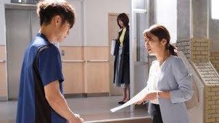 女優の内山理名が22日放送のフジテレビ系連続ドラマ『ラジエーションハ...