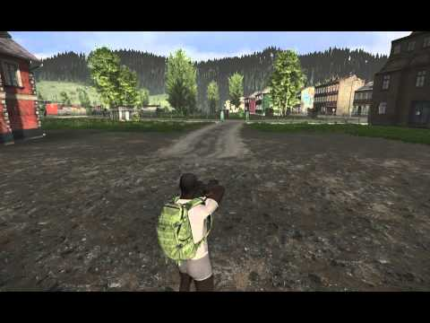 """ARMA 3 DayZ Breaking Point - """"your mileage may vary"""" Chernarus/Bystrica"""