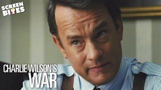 Charlie Wilson's War bonus clip -  Tom Hanks Who is Charlie Wilson? OFFICIAL HD VIIDEO