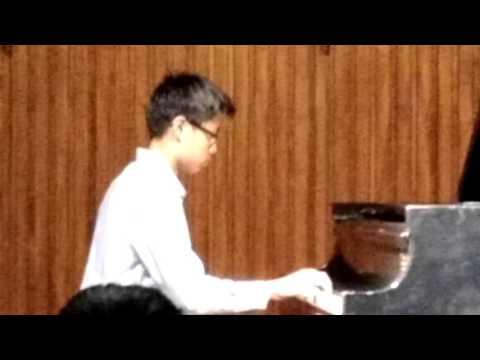 Abel - Variations in D Major Op.40 No.1
