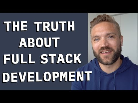 What I ACTUALLY do as a FULL STACK Software Developer!