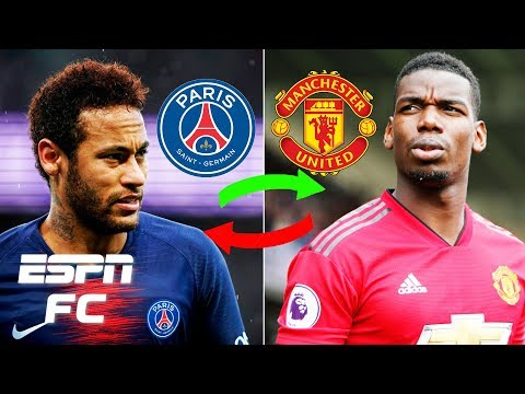 Would a Paul Pogba & Neymar swap deal be more beneficial to Man United or PSG? | Premier League