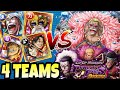 [OPTC] Co-Op Mission - 4 Teams (40 Stamina)