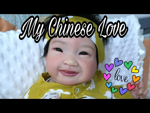 Changing Chinese Reborn Baby Lucy - Real Life Like Baby Doll - Toy Doll - Nlovewithreborns2011
