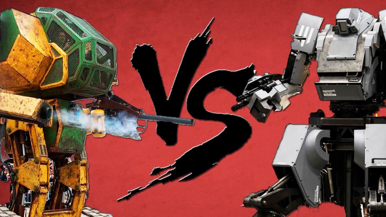 Duelo De Robos Gigantes Eua Vs Japao Peixe Babel 37 Youtube