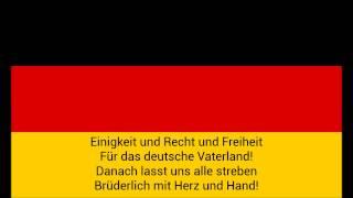 Гимн Германии(, 2014-09-28T12:09:22.000Z)
