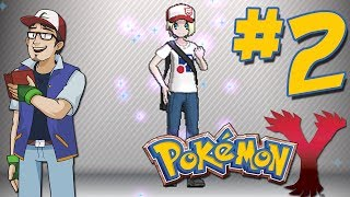 PokéPlay: Pokémon Y - Part 2 - Change Clothes