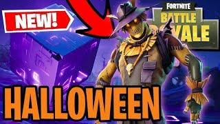 FORTNITE LEAKED HALLOWEEN SKINS LIVE STREAM ? VIERNES FORTNITE *EPIC*