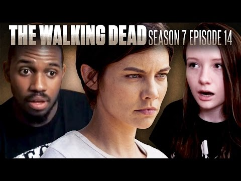 "The Walking Dead: ""The Other Side"" Fan Reaction Compilation!"