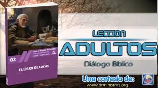 Diálogo Bíblico - Domingo 12 de Abril del 2015