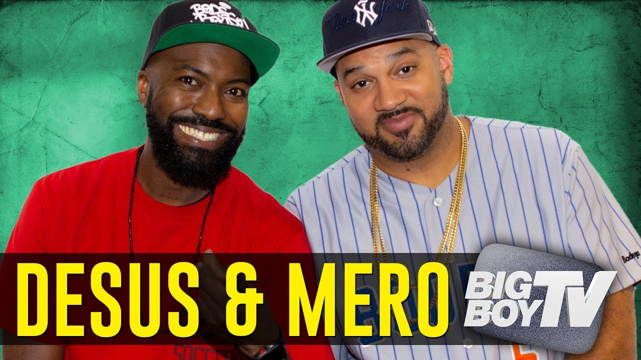 Pure Comedy: Desus & Mero Stop By Big Boy's Neighborhood For