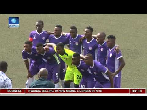MFM Fc Beat Real Bamako 1-0 In CAf Champions League Fixture  Sport This Morning 