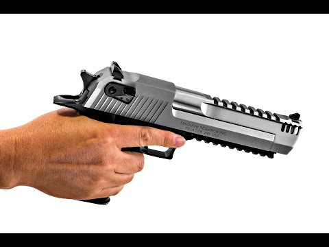 Magnum Research 2016 new Desert Eagle pistol models streaming vf
