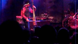 """Les Claypool playing """"What Would Sir George Martin Do"""" in Ashevilles Orange Peel"""