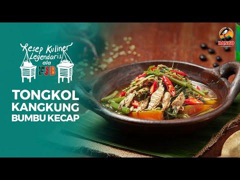 Resep Tongkol Kangkung Bumbu Kecap ala Bango Light