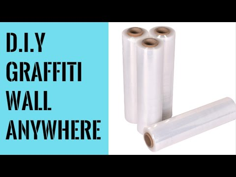 How to Paint Legal Graffiti Anywhere! || GRAFFITI TUTORIALS
