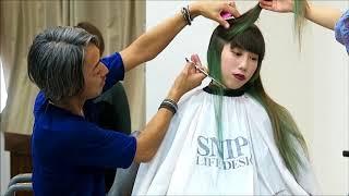 由藤秀樹先生特別セミナーinイシリビ #石川県理容美容専門学校  #ISHIRIBI