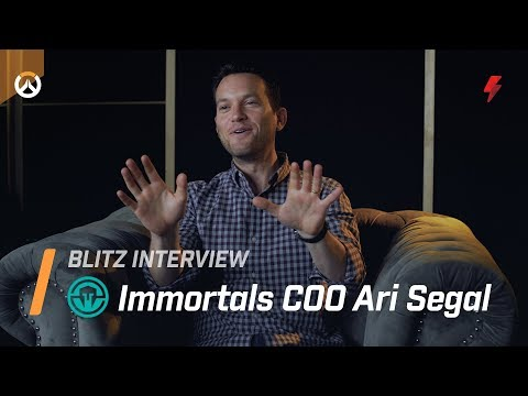 """""""Is There A Bubble In Esports?"""" - Immortals COO On Industry Growth"""