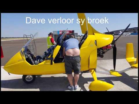 Gyrocopter Trip Namibia 3 May 2016