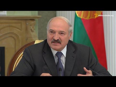 Лукашенко про Гіркіна
