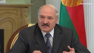 Лукашенко про Гіркіна і Моторолу: «Якщо сюди прийдуть з мечем – від меча і загинуть»