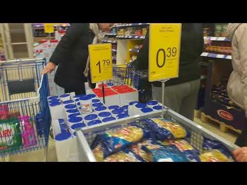 Магазин Disas Fish в Финляндии. Сравнение цен на рыбу.