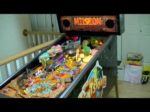 Williams Flintstones Pinball (1994) ピンボール フリントストーン ピンボール