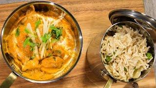 Palak Chicken, Makhani Chicken, Pilau Rice | Dip In Kitchen Episode 5
