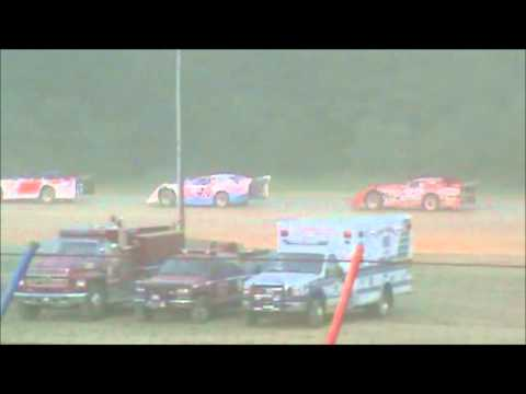 Joe's July 10th, 2011 Dog Hollow Speedway Fastrak Crate Late Model Feature